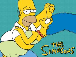 Os Simpsons 320x240 - 2